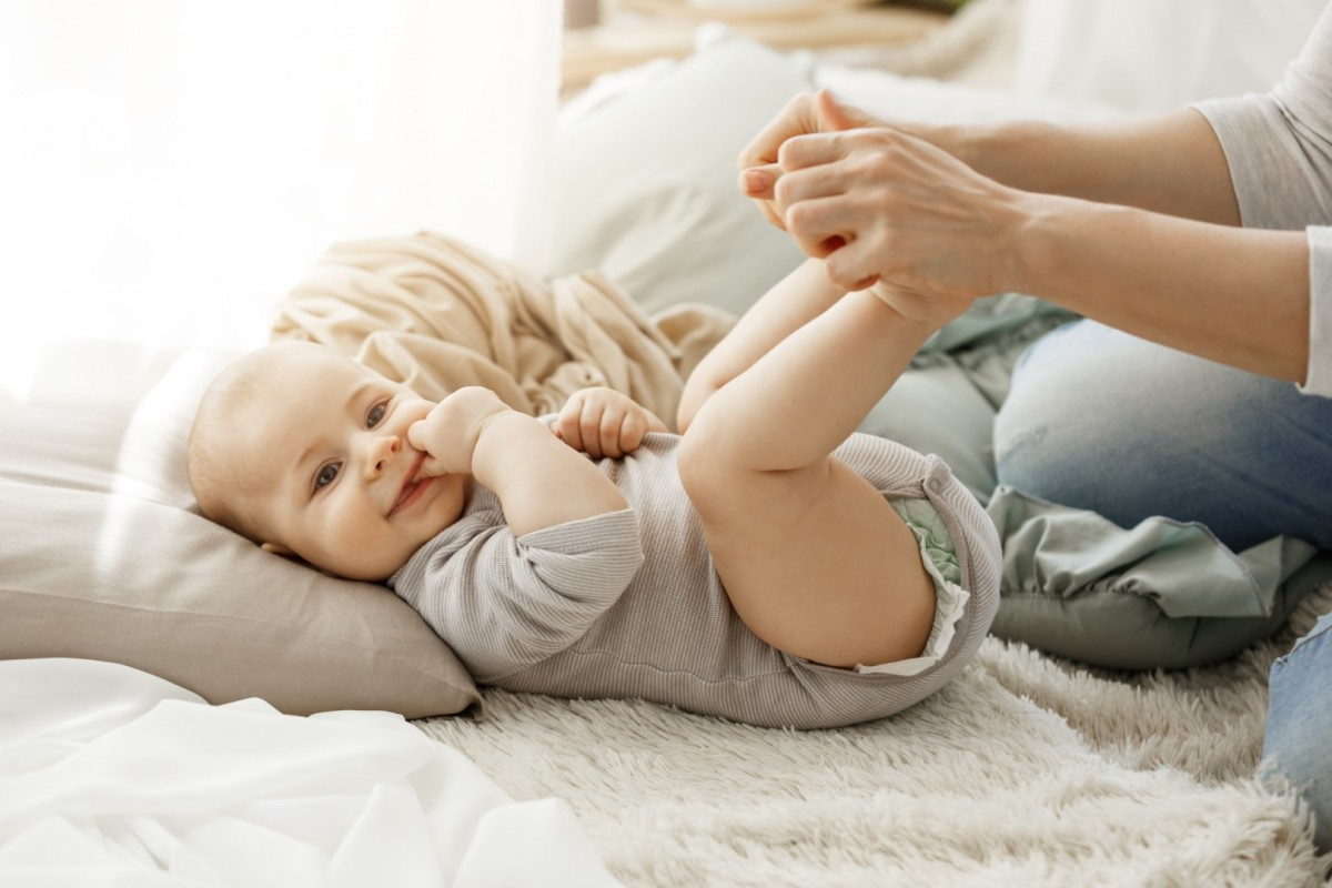 Bebeklerin Poposundaki Pişik Nasıl Önlenir?