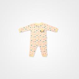 Divo Karpuz  Bebek  Tulum - Yavruağzı  Bebek Giyim