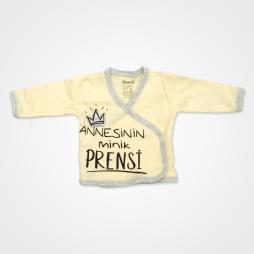 Miniworld Annesinin Minik Prensi Hastane Çıkış Seti 10'lu - Sarı Bebek Giyim