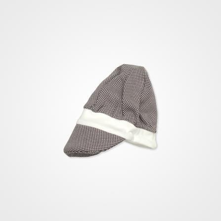 Miniworld Hello Süveterli Papyonlu Ayıcıklı Hastane Çıkış Seti 6'lı - Füme Bebek Giyim