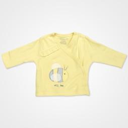 Nenny Baby Wız Bee Hastane Çıkış Seti 10'lu - Sarı Bebek Giyim