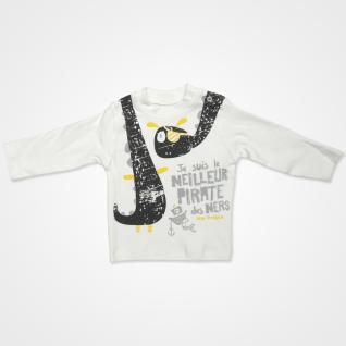 Hippıl Baby Kapşonlu Yelekli Bebek Takımı 3 Parça - Sarı