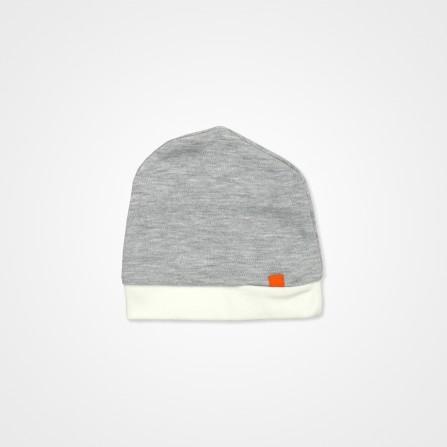 Miniworld Sosyal Mesafe Badili Bebek Takımı 3 Parça - Gri Bebek Giyim