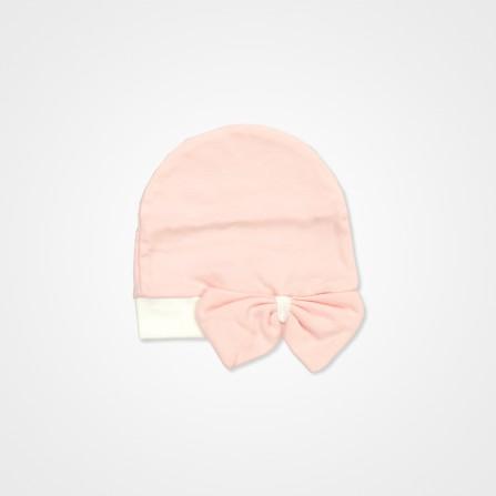 Miniworld Sosyal Mesafe Badili Bebek Takımı 3 Parça - Pudra Bebek Giyim