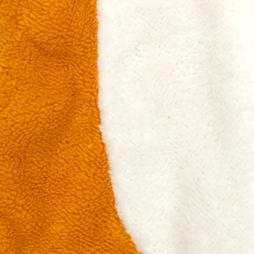 Nurcix Baby Welsoft Aslan Bebek Yeleği - Kahverengi