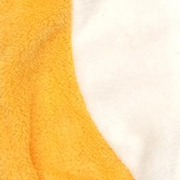 Nurcix Baby Welsoft Civciv Bebek Yeleği - Sarı Bebek Giyim