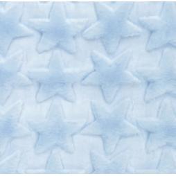 İmaj Bebek Battaniyesi - 100x130 - Mavi Bebek Battaniyeleri